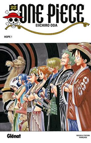 ONE PIECE (T22) : HOPE !